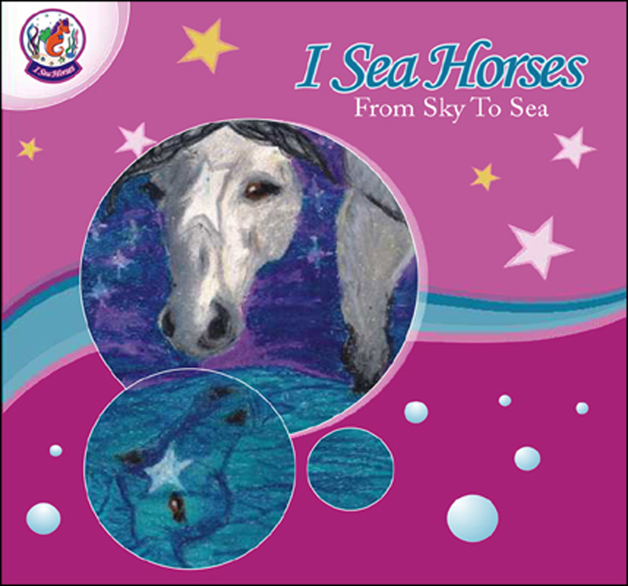 I Sea Horses Childrens Book - From Sky to Sea
